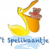 Logo speelotheek 't Spelikaantje