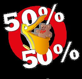 50%-korting-logo